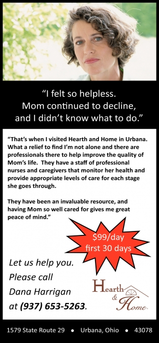 I felt so helpless. Mom continued to decline, and I didn't know what to do
