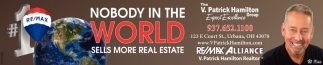 Nobody in the world sells more real estate