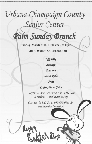 Palm Sunday Bruch