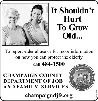 Report elder abuse