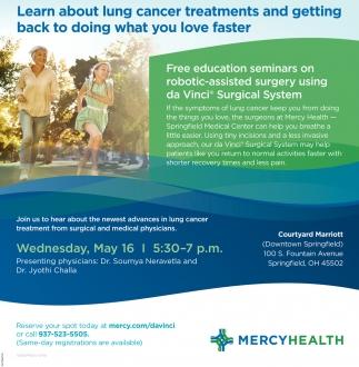 Free education seminars
