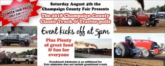 Classic Truck & Tractor Pull