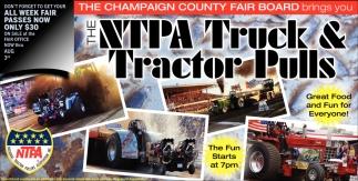 NTPA Truck & Tractor Pulls