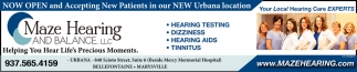 Now open and accepting new patients in our new Urbana location