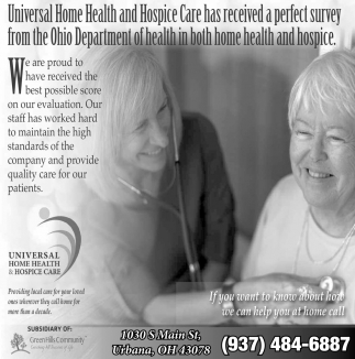Home Health & Hospice Care