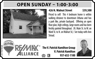 426 N. Walnut Street