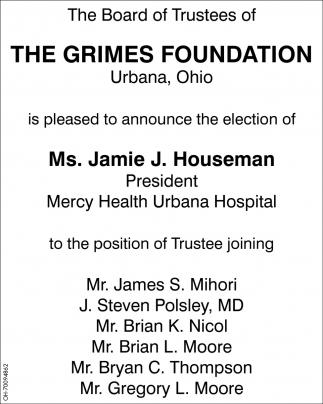 Ms. Jamie J. Houseman