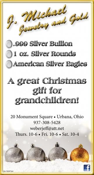 A great Christmas gift for grandchildren!