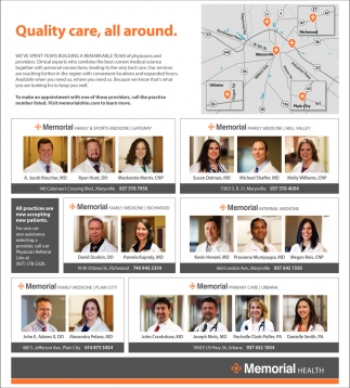 Quality care, all around