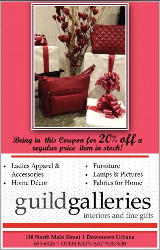 Ladies Apparel, Home Decor, Furniture