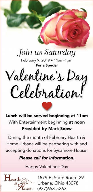 Valentine's Day Celebration