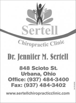 Dt. Jenniffer M. Sertell