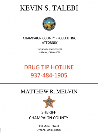 Drug Tip Hotline