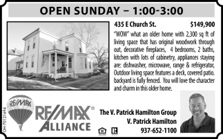 Open House - 435 E Church St.