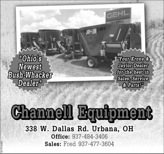 Sales, Service & Parts
