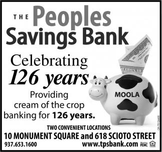Celebrating 126 years