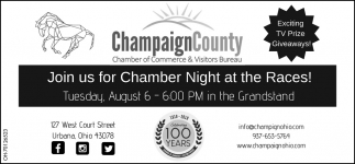 Chamber Night at the Races
