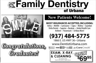 Congratulations Graduates | Exam  X-Ray & Cleaning $69.95