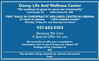 First Walk Chiropractic Wellness Center in Urbana
