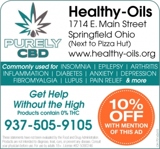 10% off with mention of this Ad